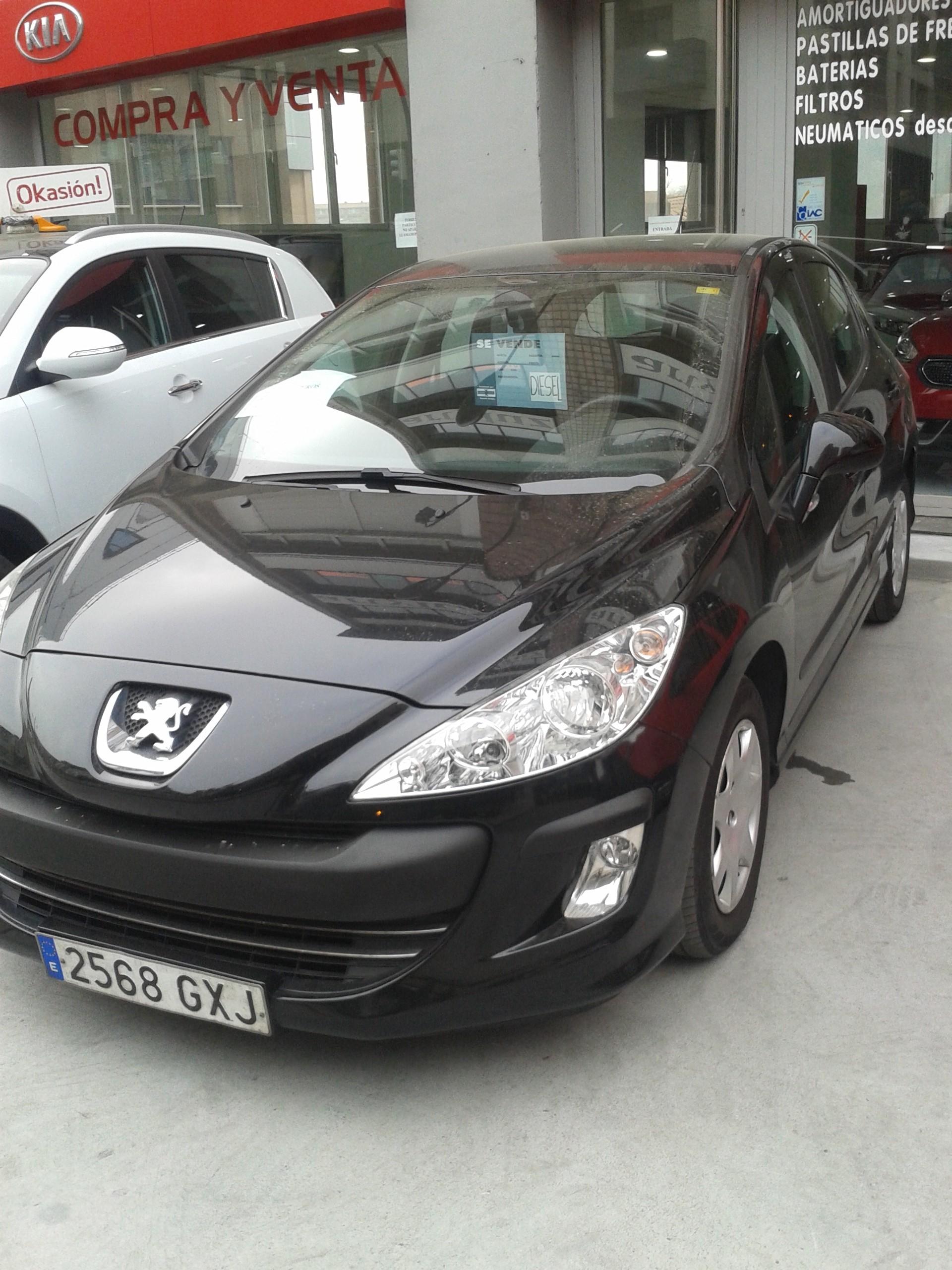 cochesocasionbilbao con garantia-peugeot308