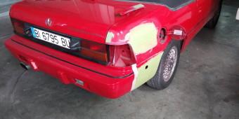 LEBARON CLASICO -restauracion de vehiculos clasicos bilbao-autojarre
